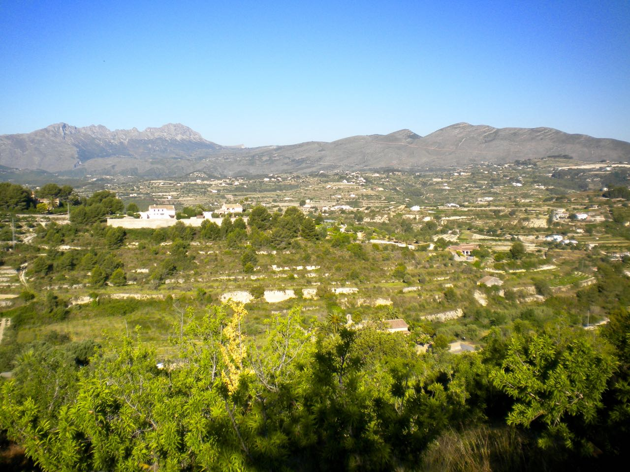 Land for building For Sale in Benissa, Alicante (Costa Blanca)