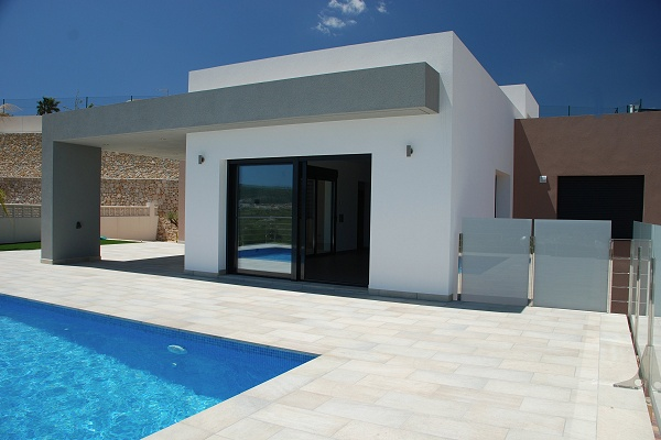 Contemporary villa in Benitachell, Los Molinos in planning stage. This Villa offers the highest qu,Spain
