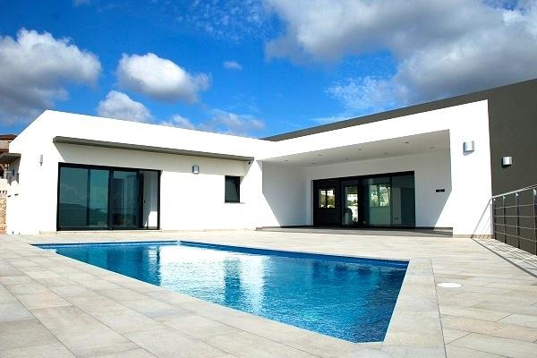 Contemporary villa in Benitachell, Los Molinos in planning stage. The villa offers the highest qua,Spain