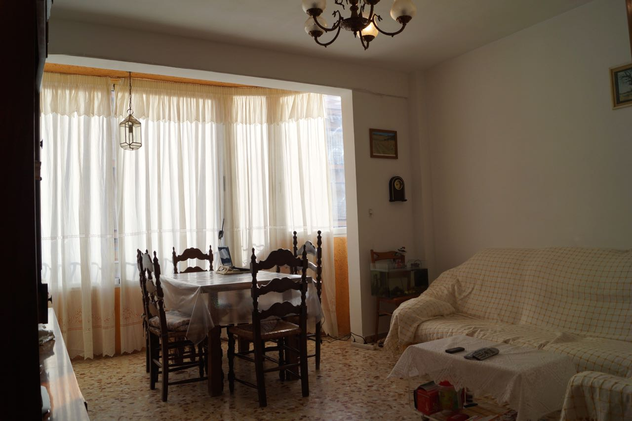 Three bedroom apartment located in Moraira´s main shopping street and therefore offers huge potent,Spain