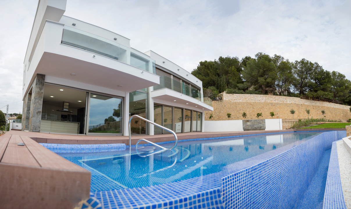 New build villas For Sale in Benissa, Alicante (Costa Blanca)