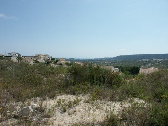 Land for building For Sale in Benitachell, Alicante (Costa Blanca)