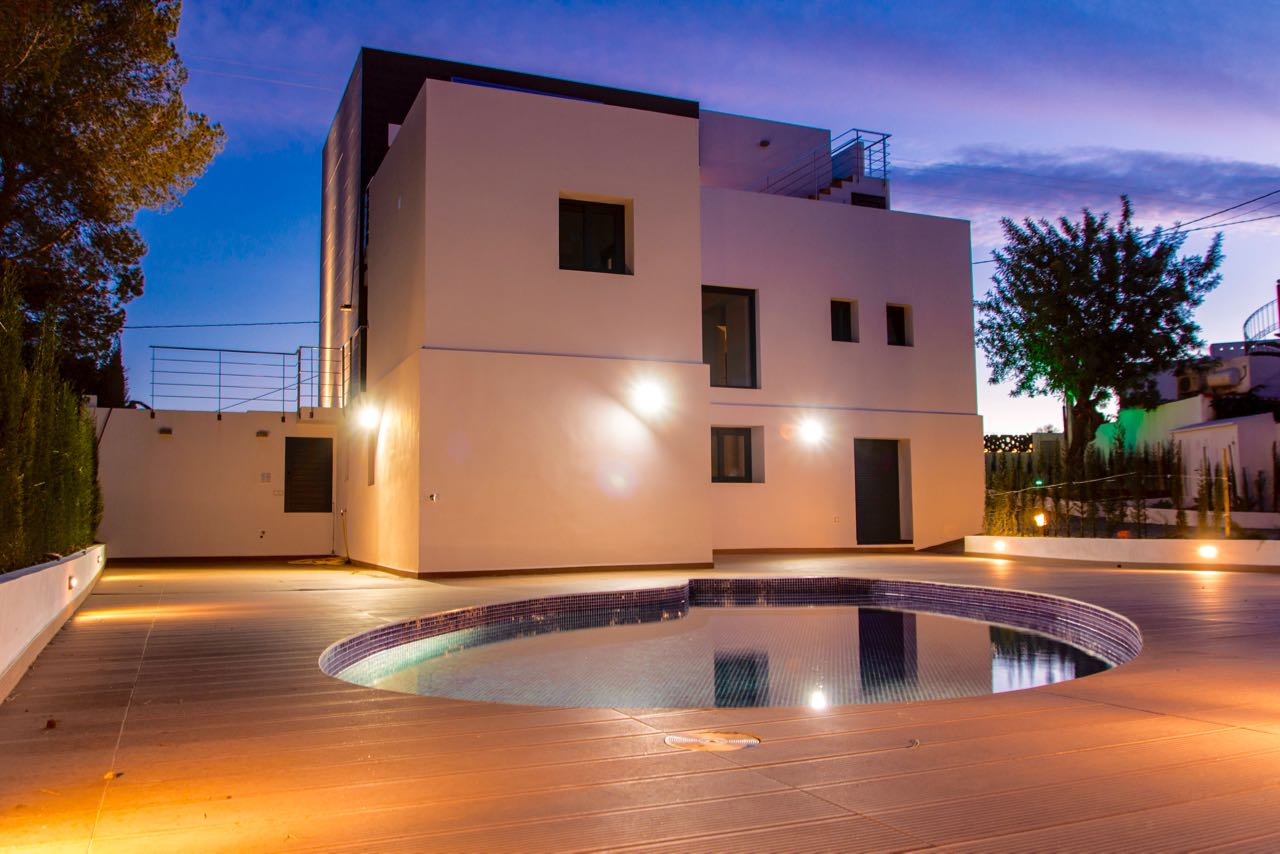 Villa For Sale in Benissa, Alicante (Costa Blanca)