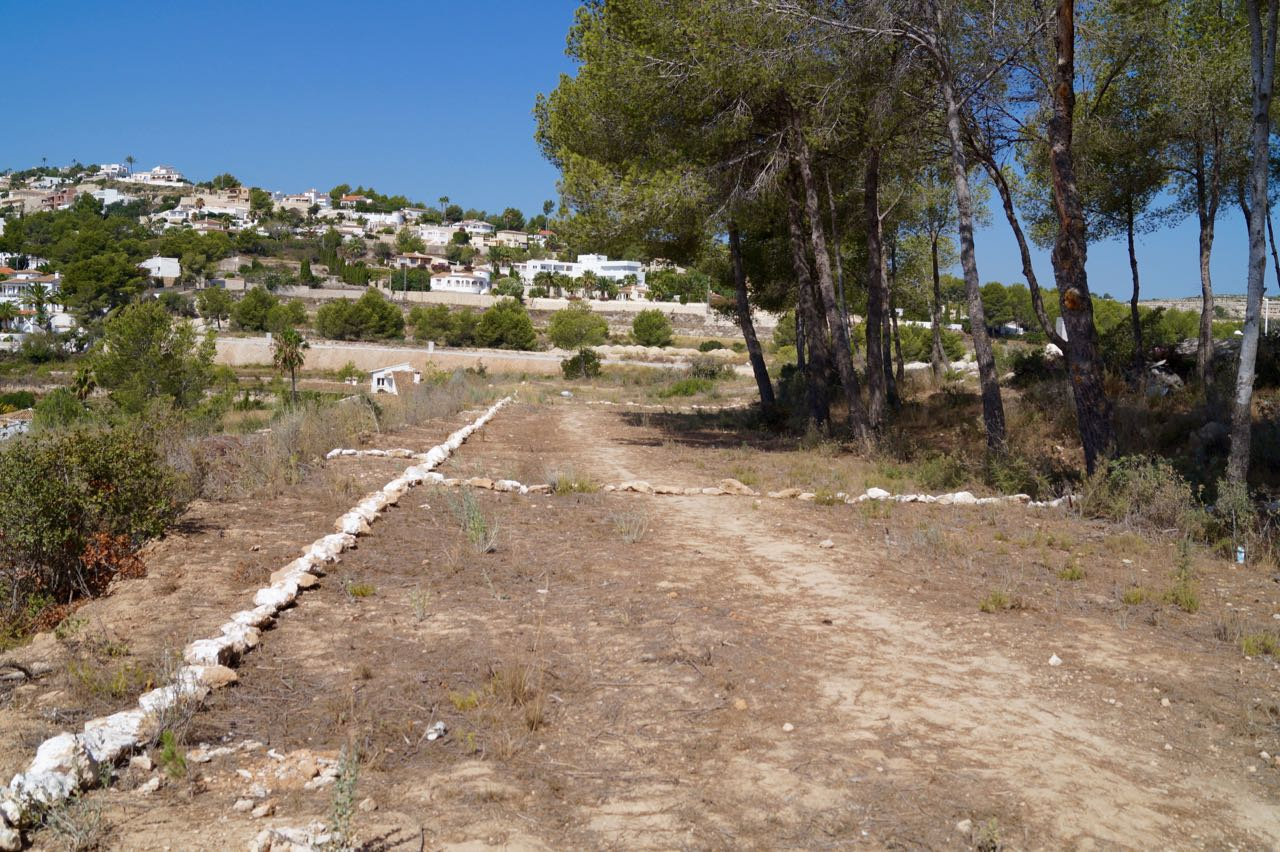 Land for building For Sale in Moraira, Alicante