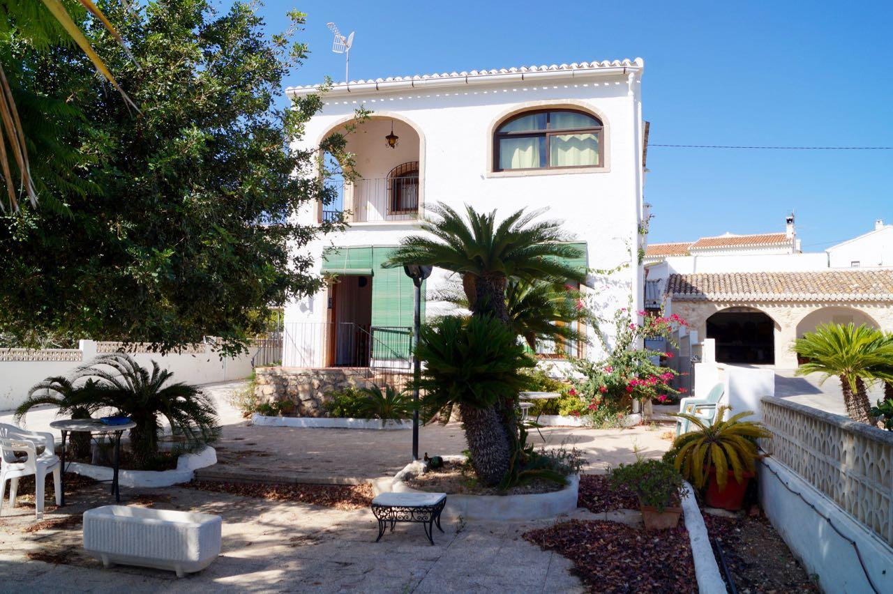 Villa For Sale in Javea, Alicante (Costa Blanca)