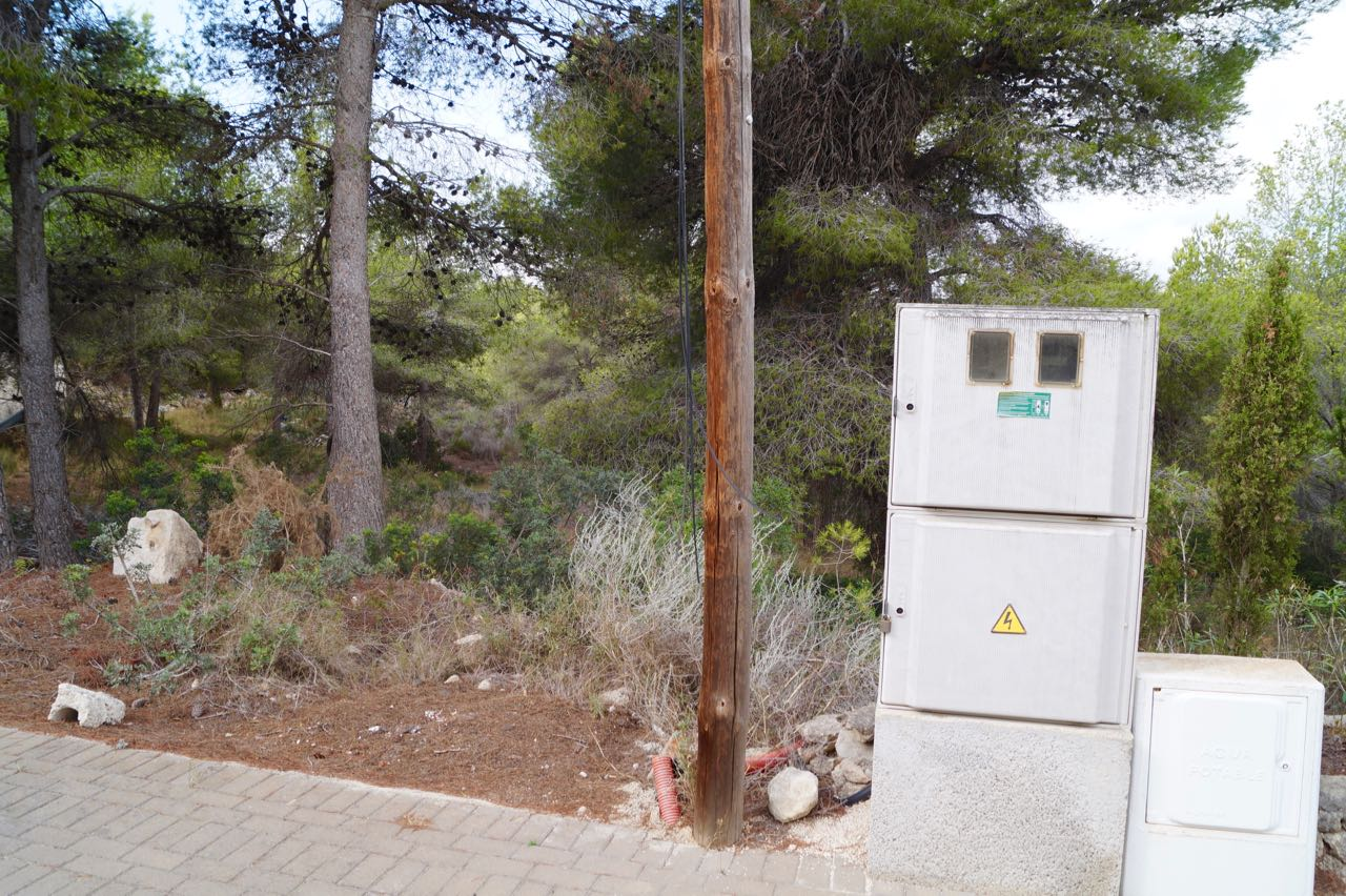 Land for building For Sale in Moraira, Alicante (Costa Blanca)