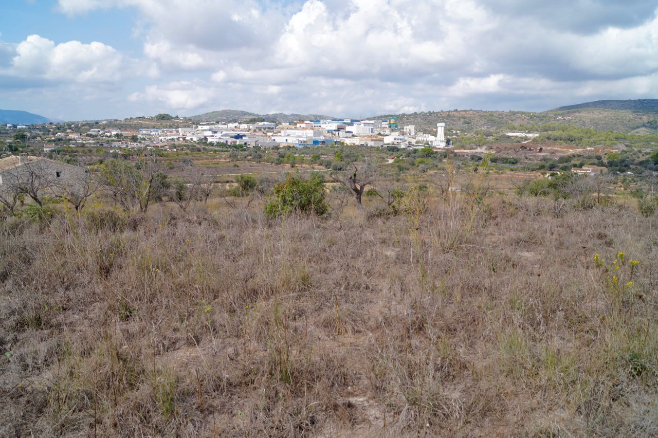 This beautiful plot is located between Teulada and Benissa town and offers a total of 12.800m2. Th,Spain