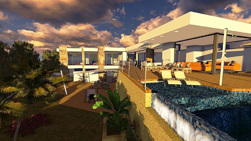 New build villas For Sale in Benissa, Alicante (Costa Blanca)