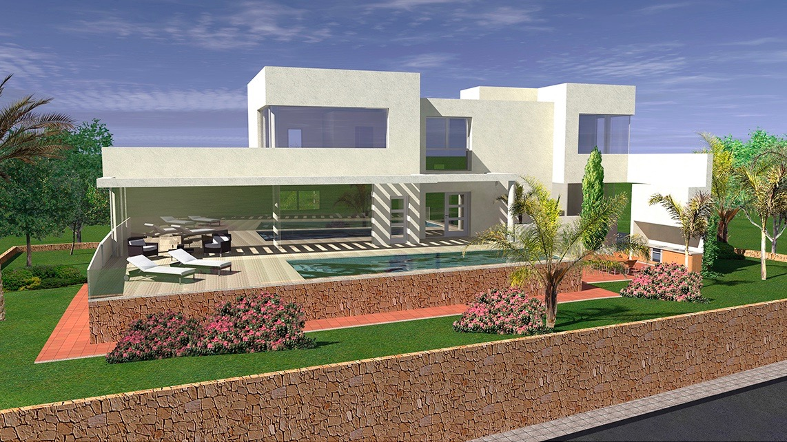 Luxury new build villa located in Gran Sol Calpe.  The property sits on a South facing plot of 800,Spain