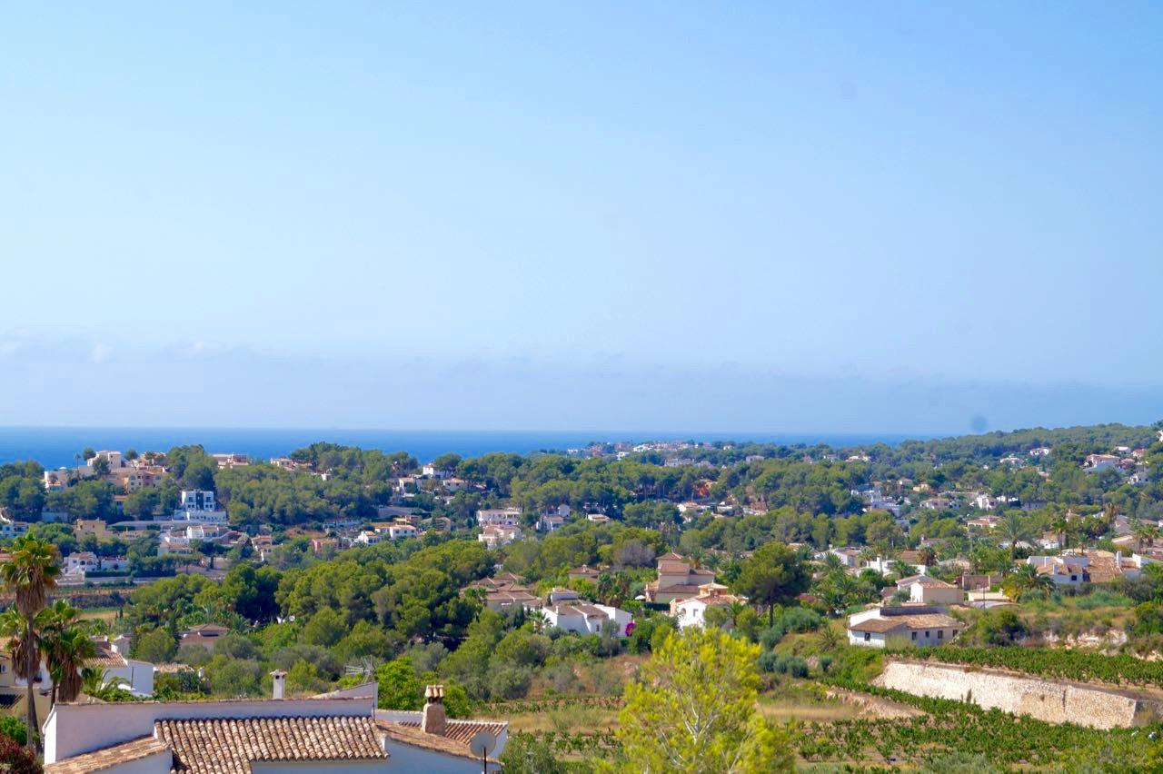 New build Villa For Sale in Moraira, Alicante