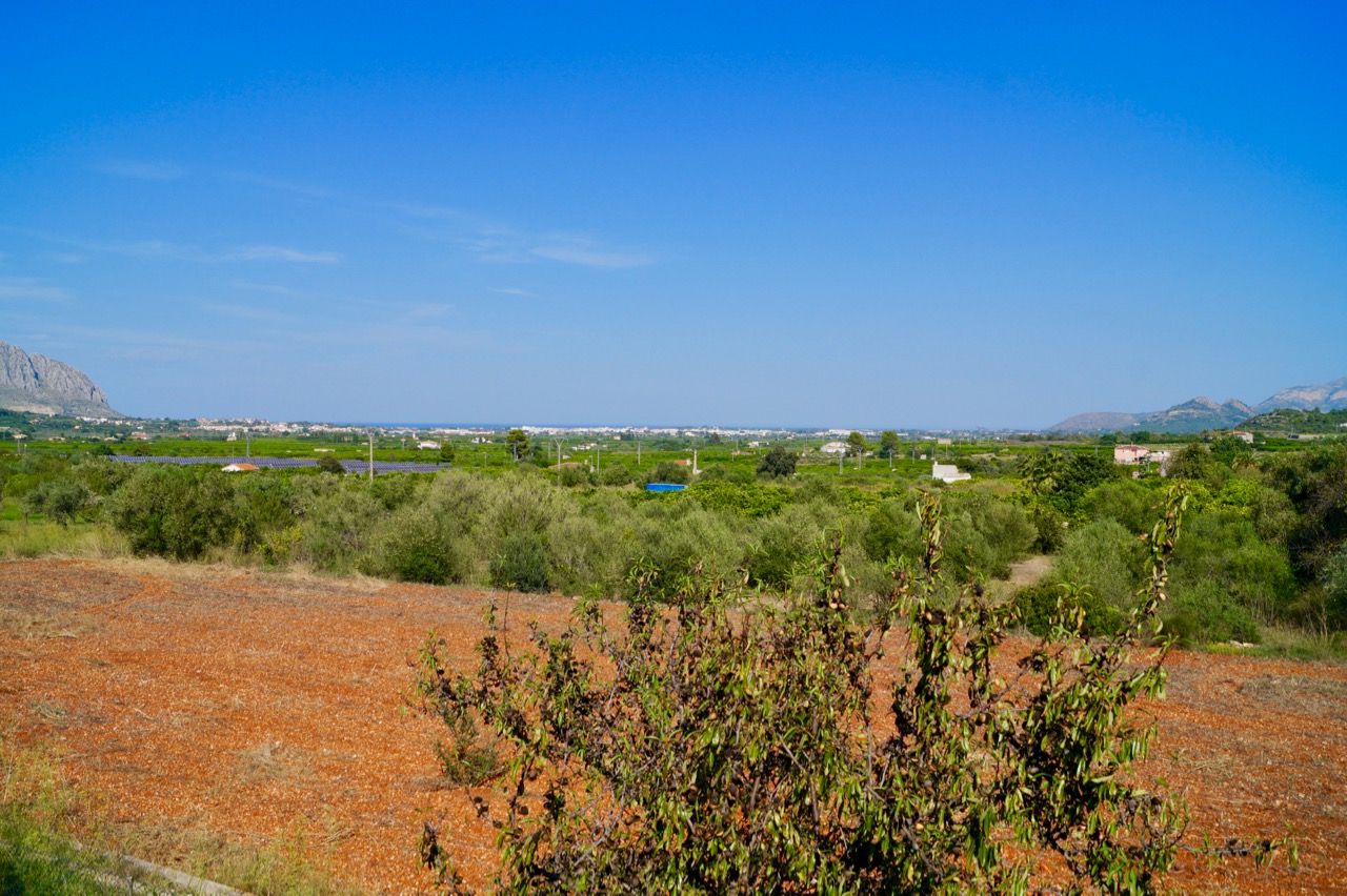 Finca For Sale in Benidoleig, Alicante (Costa Blanca)