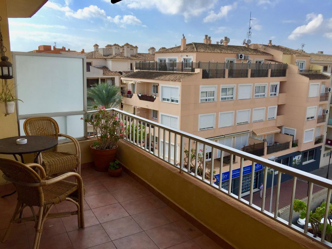 Apartment For Sale in Moraira, Alicante