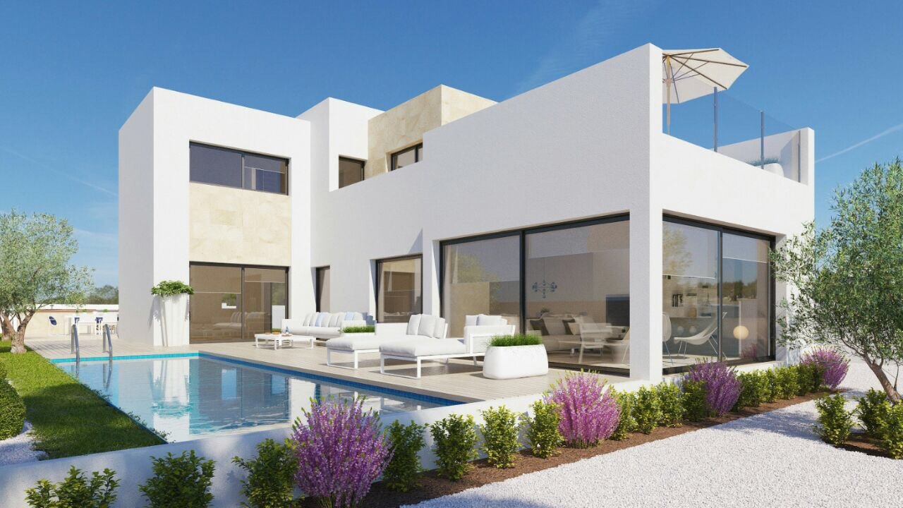 This is the last available villa of a project of 6 properties in the sought after area of La Fuste, Spain