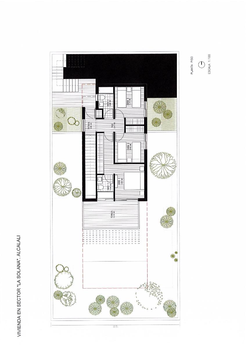 New build villas For Sale in Alcalali, Alicante