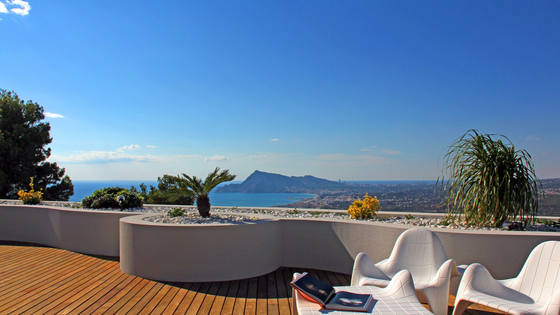New Build Apartment For Sale in Altea, Alicante (Costa Blanca)