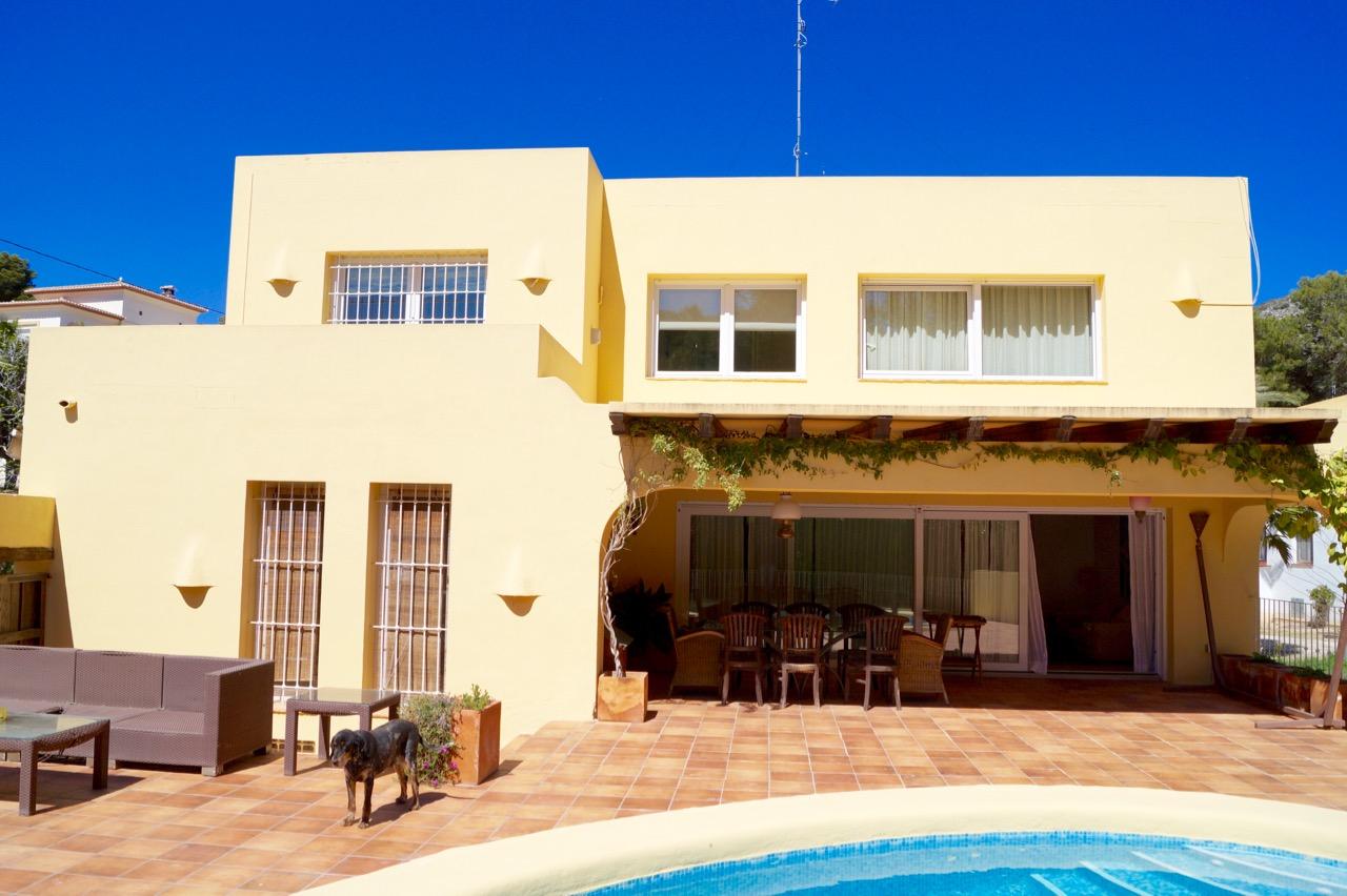 Charming Large villa in Moraira, El Portet A large villa in Moraira, situated in a highly sought a,Spain