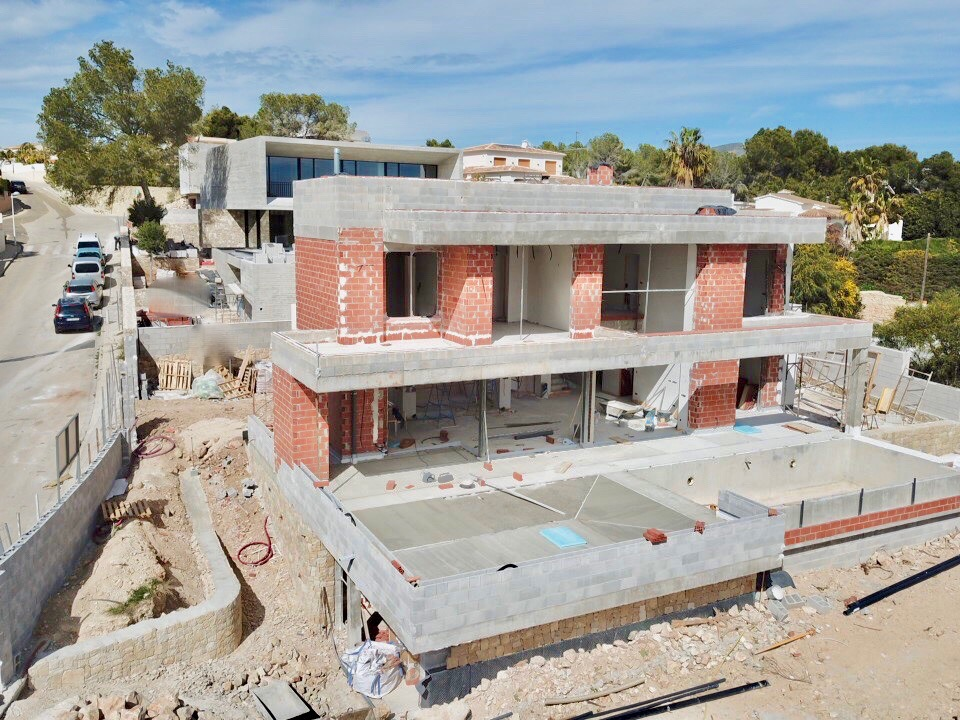 This luxury project is about to start the building process.The property will consist of the highes, Spain