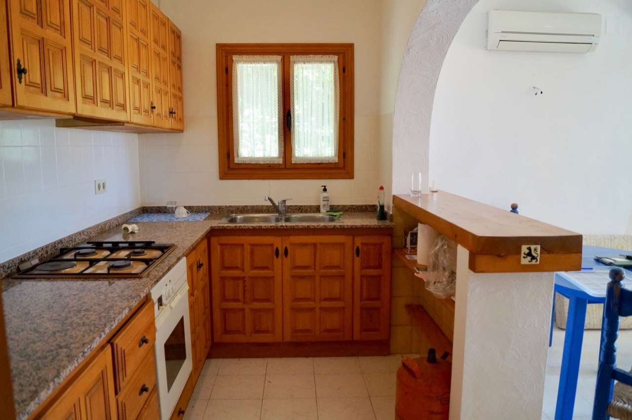Apartment For Sale in Teulada, Alicante (Costa Blanca)