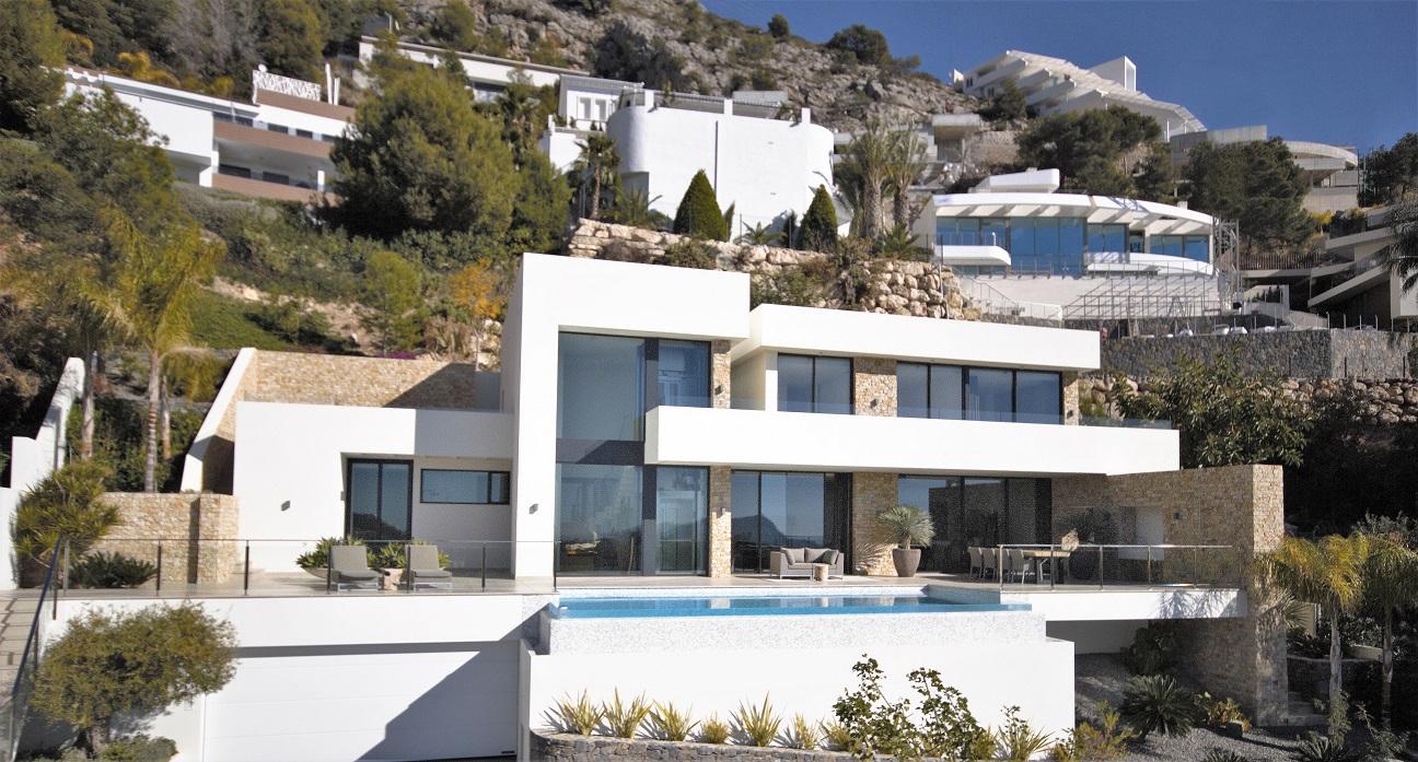 Villa For Sale in Altea, Alicante (Costa Blanca)