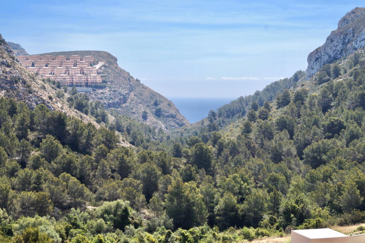 New build villas For Sale in Moraira, Alicante (Costa Blanca)