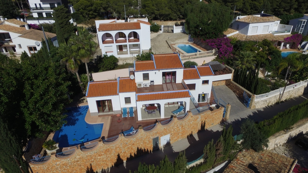 Villa For Sale in Calpe, Alicante