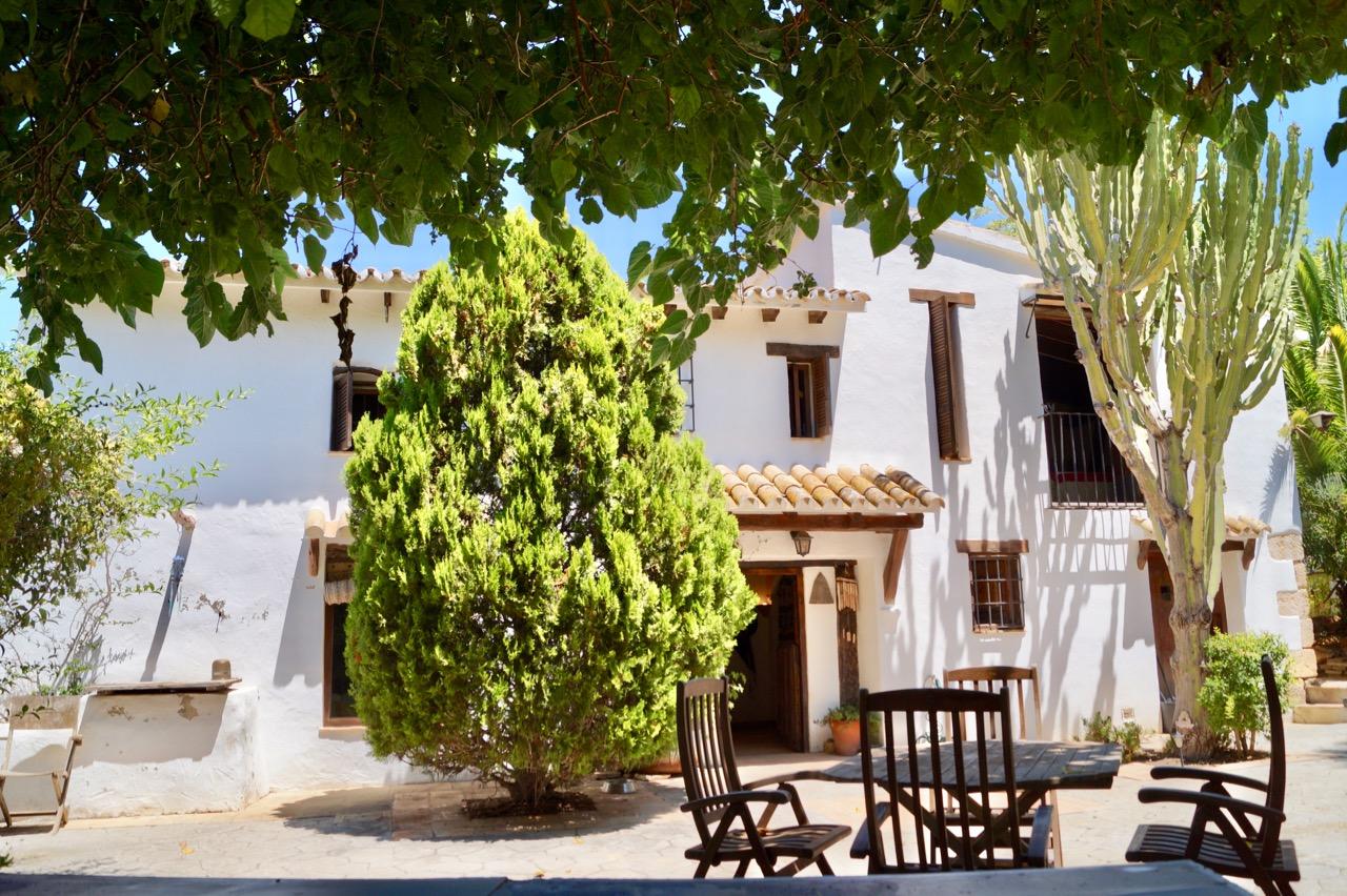 Finca For Sale in Benitachell, Alicante