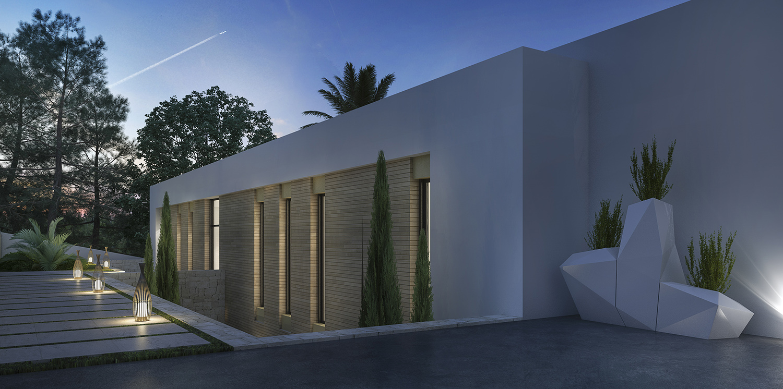 New build villas For Sale in Moraira, Alicante