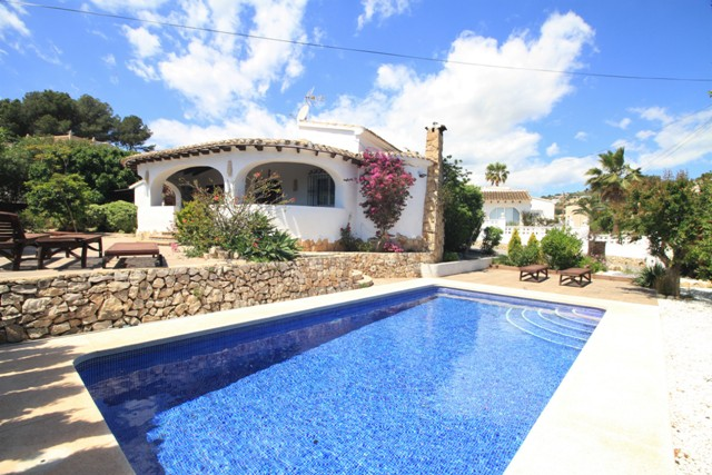 Lovely renovated villa with open views in Benissa, La Fustera. This charming villa consists of 3 b, Spain