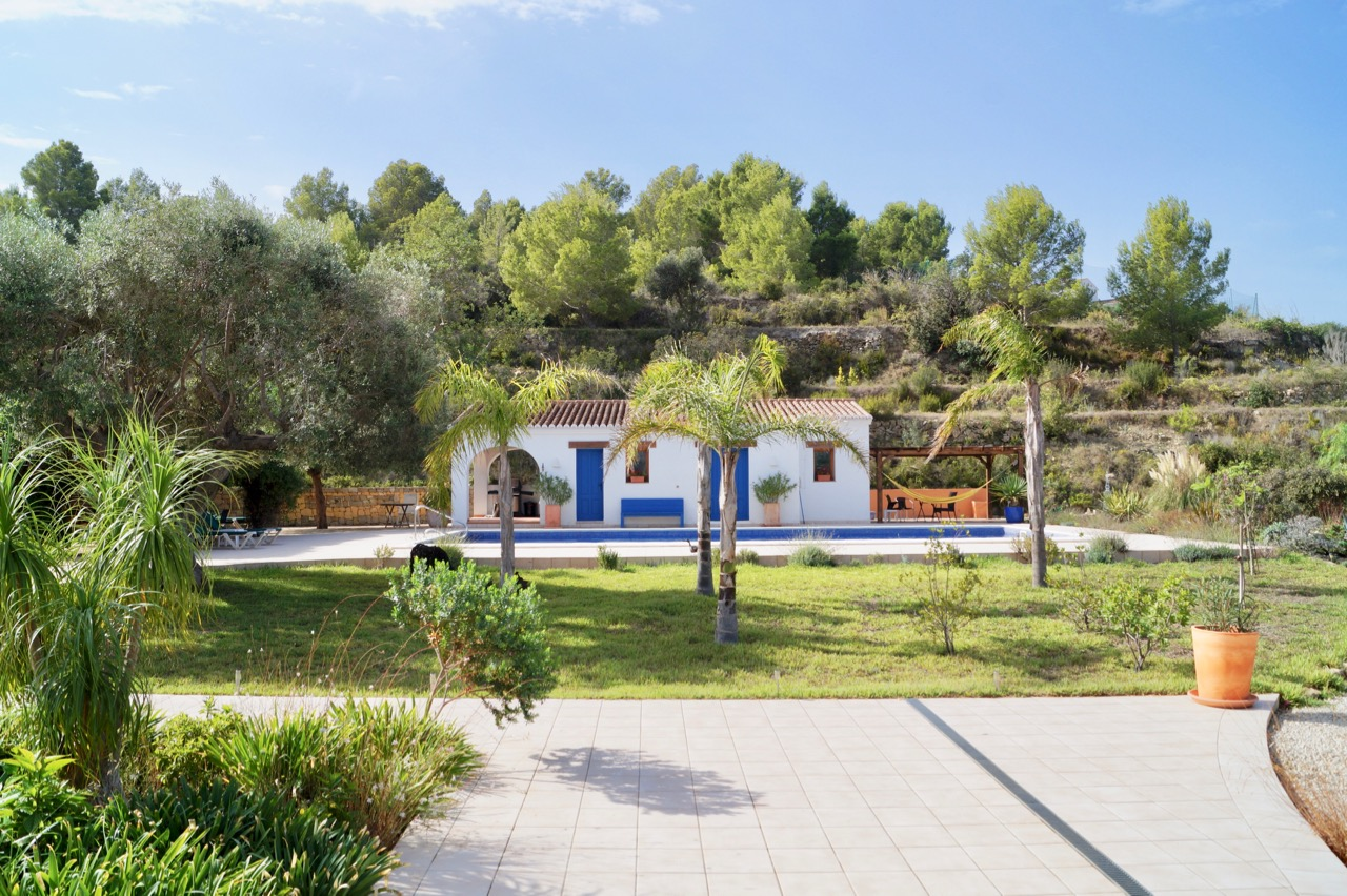 Finca For Sale in Benissa, Alicante