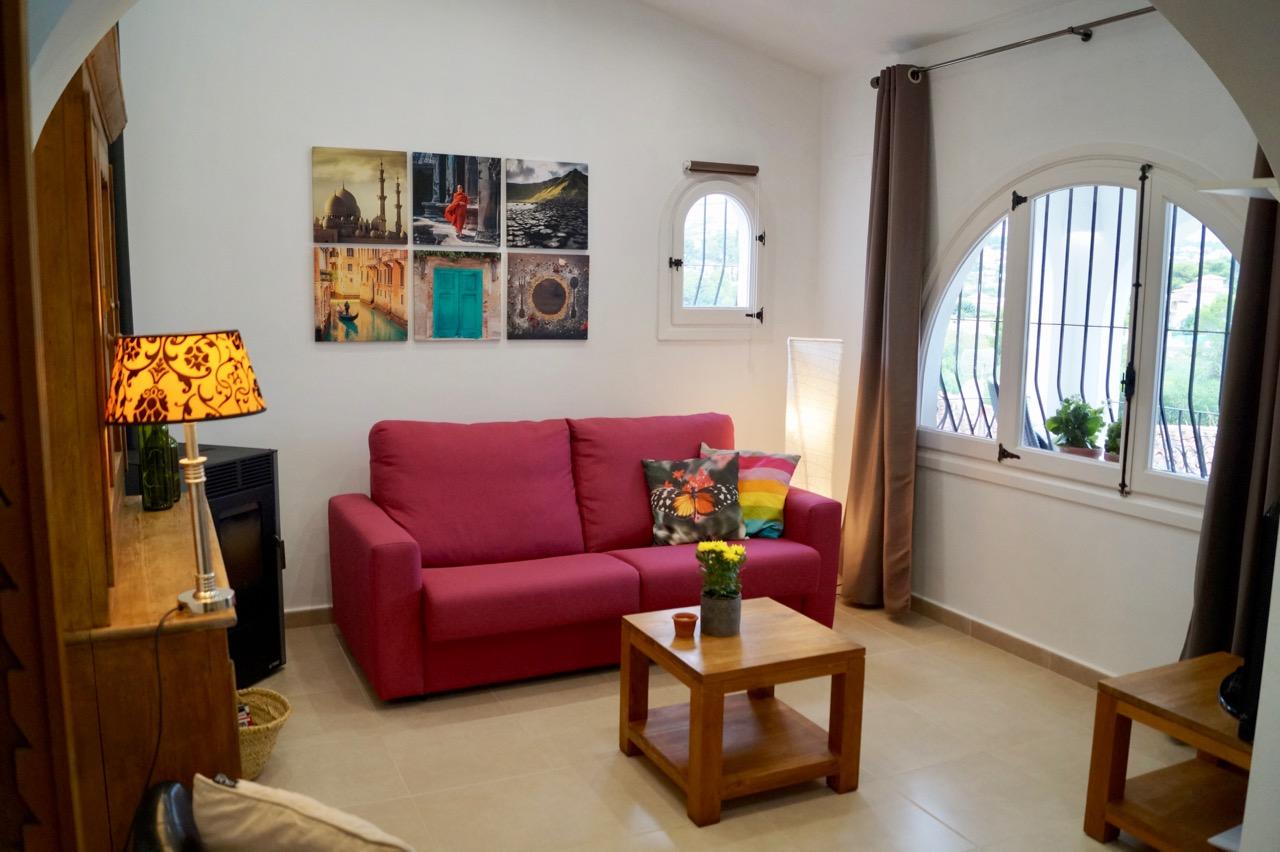 Apartment For Sale in Moraira, Alicante (Costa Blanca)
