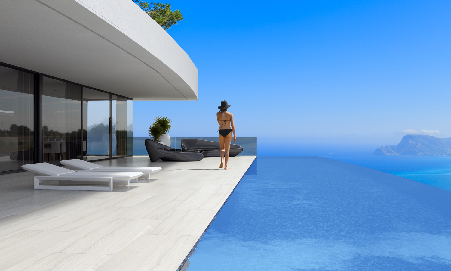 New build Villa For Sale in Altea, Alicante (Costa Blanca)