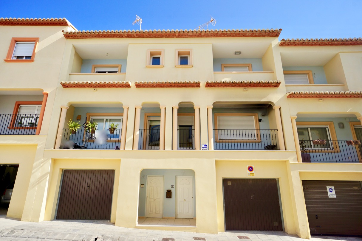 Beautiful and modern town house in the Centre of Teulada for sale.  This beautiful relati, Spain