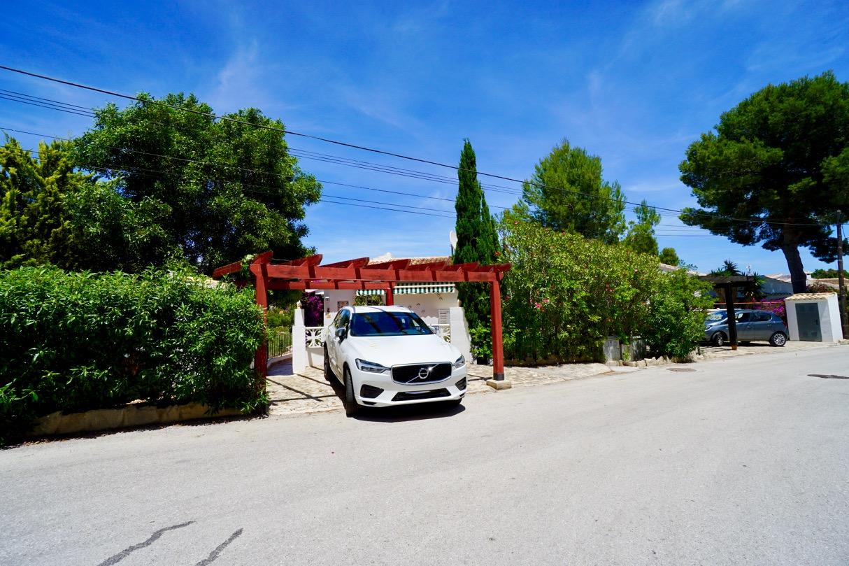 Villa For Sale in Moraira, Alicante (Costa Blanca)