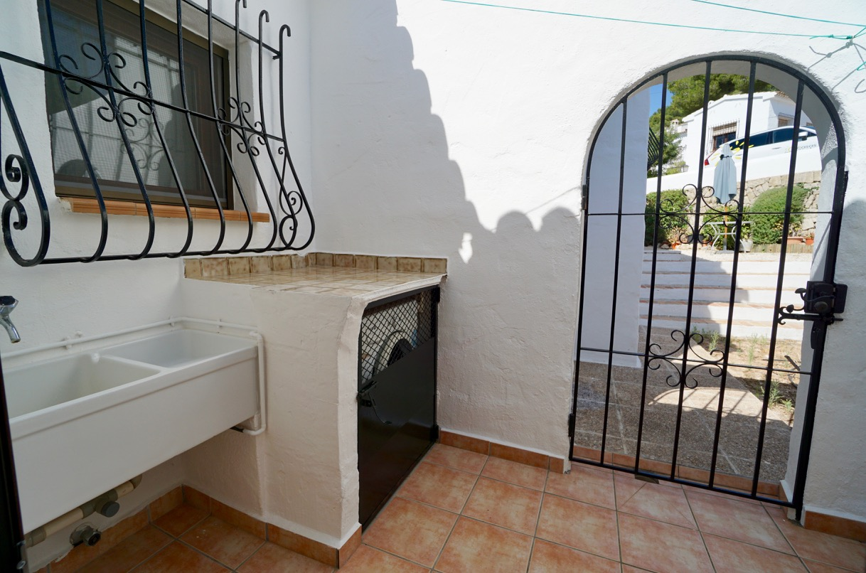 Townhouse For Sale in Benitachell, Alicante