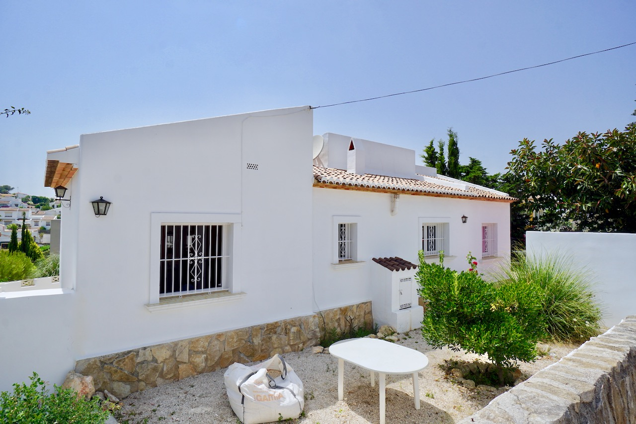 Villa For Sale in Javea, Alicante (Costa Blanca)