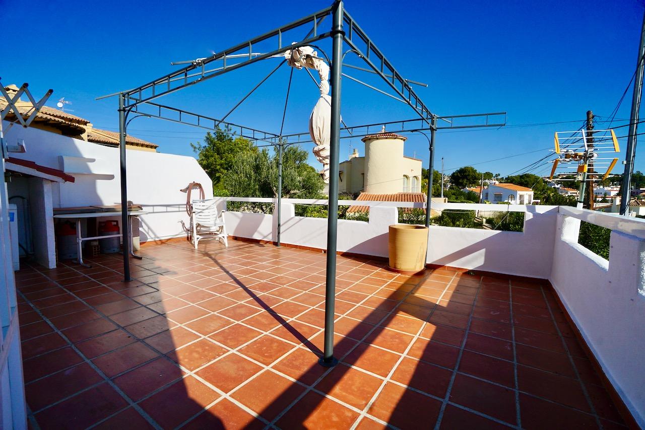Villa For Sale in Calpe, Alicante (Costa Blanca)