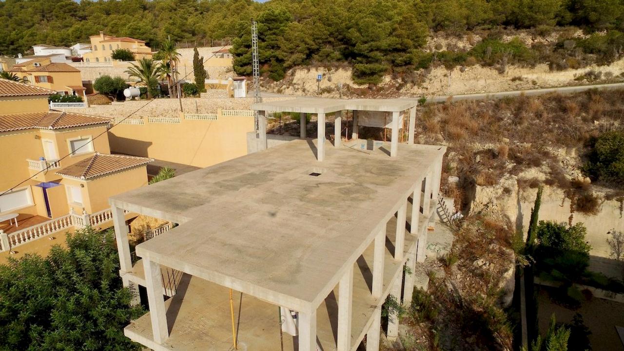 Villa For New build in Calpe, Alicante (Costa Blanca)