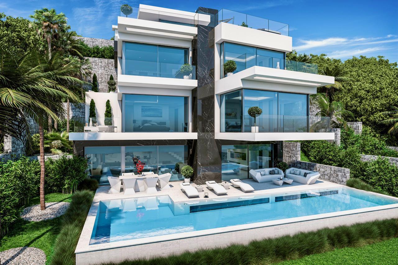 New build Villa For Sale in Javea, Alicante (Costa Blanca)