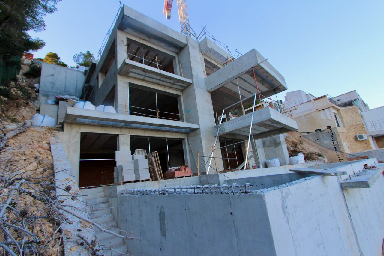 New build Villa For New build in Javea, Alicante (Costa Blanca)