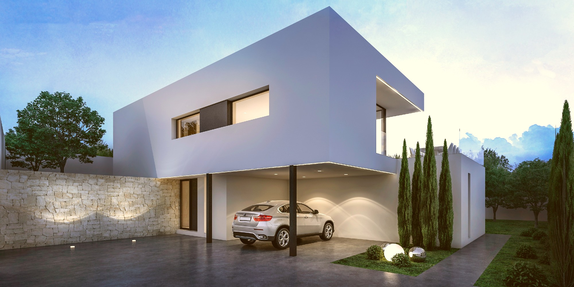 Villa For New build in Moraira, Alicante (Costa Blanca)