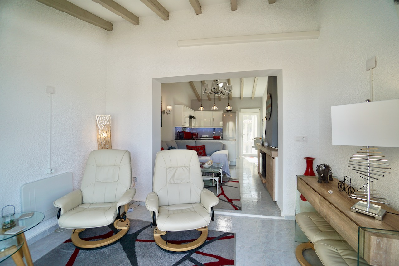 Townhouse For Sale in Moraira, Alicante (Costa Blanca)
