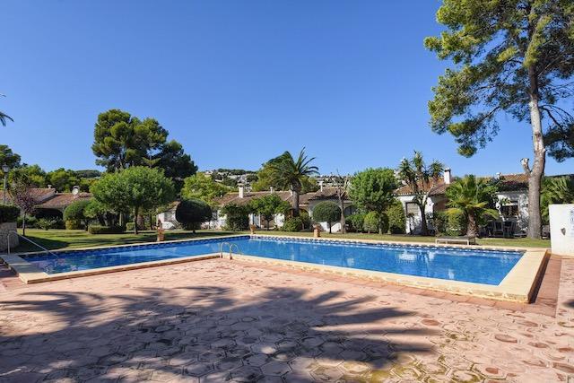 Townhouse For Sale in Moraira, Alicante