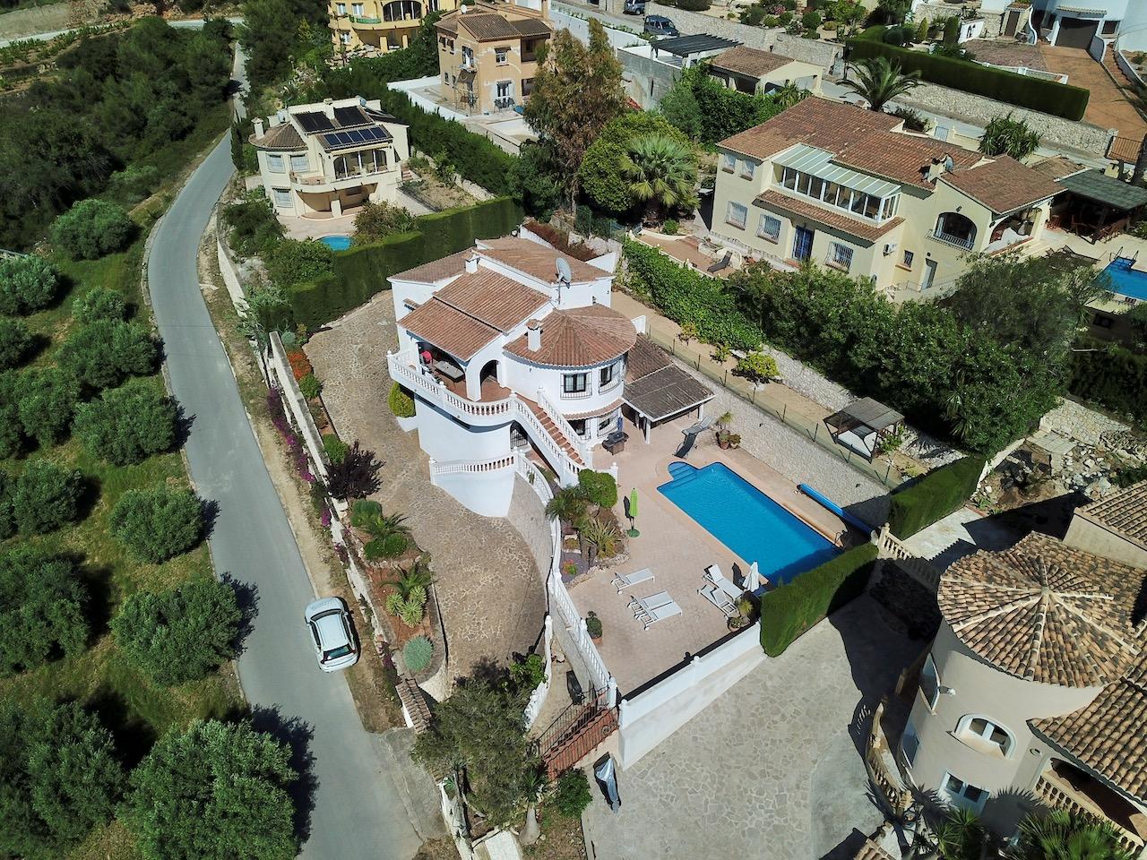 Villa For Sale in Benitachell, Alicante (Costa Blanca)