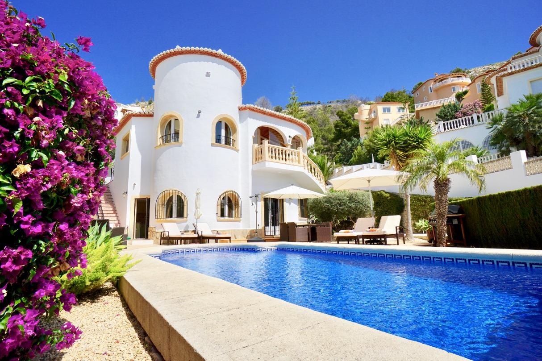 Piscine En Fibre De Verre A Vendre 4 bedroom villa en a vendre à benitachell, 399.000 eur