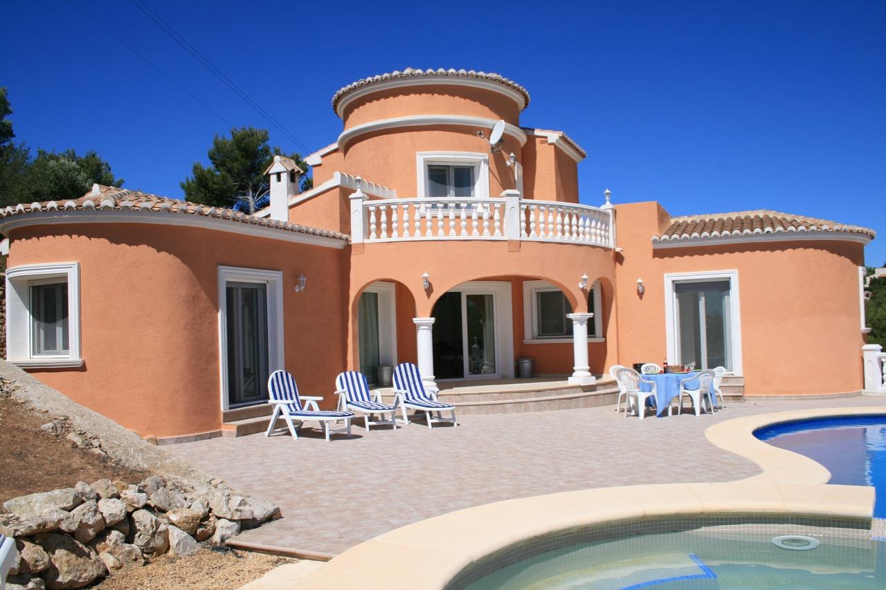 Villa for sale in Costa Nova, Javea