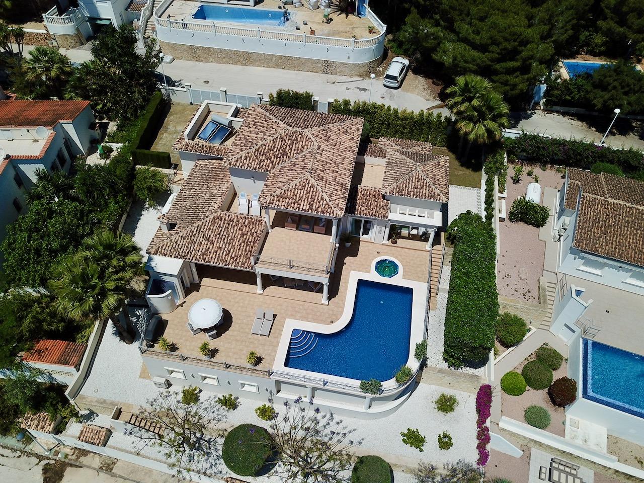 Venta. Villa en Moraira